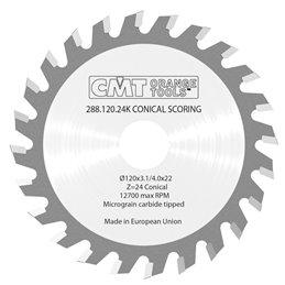 DISCO INCISOR CMT 288.120.24K