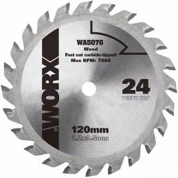DISCO WORX WA5076   (D120MM...