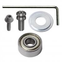 Recambios y accesorios para herramientas de corte.